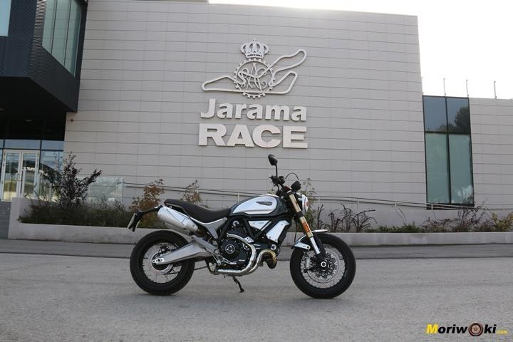 Ducati Scrambler 1100 Special, prueba de un recio carácter fácil de conducir