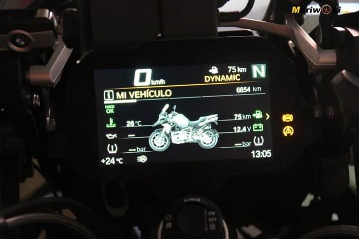 BMW R1200GS prueba información moto
