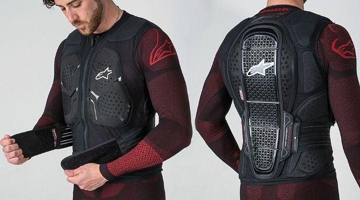 alpinestars Track Protection Vest 2