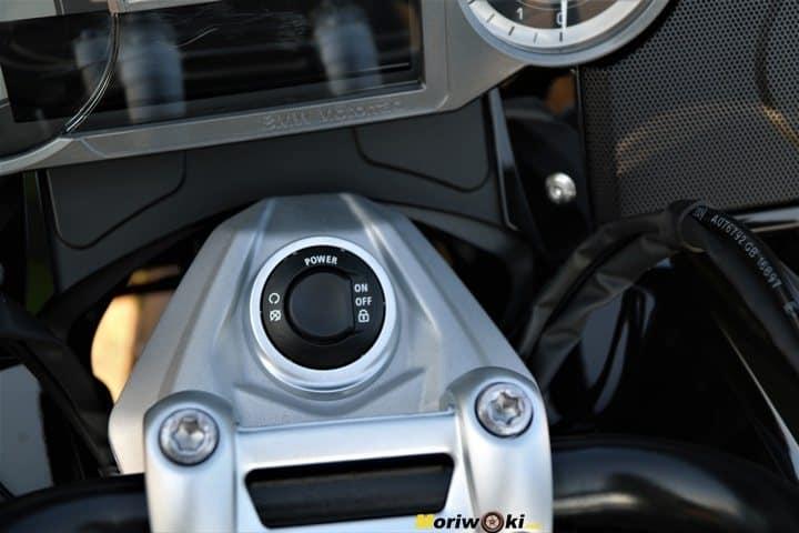 BMW K1600 Grand America 20