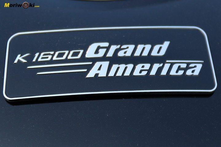 BMW K1600 Grand America 21