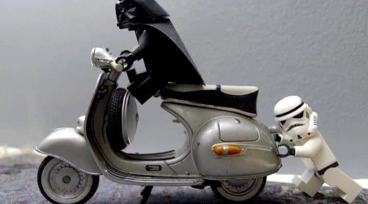 arrancar scooter sin motor