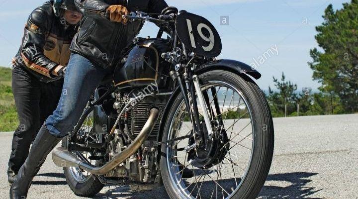 encender moto con empuje