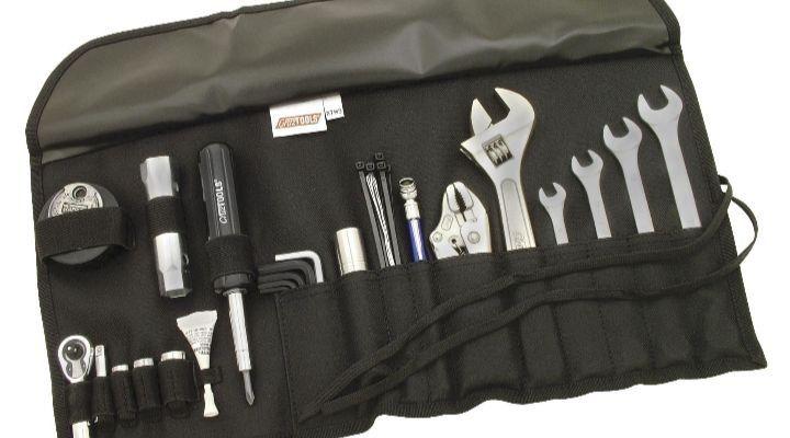 herramientas para moto