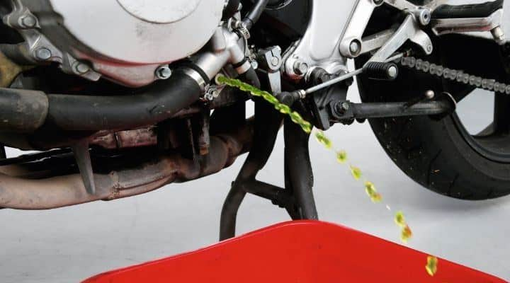 procesar adecuadamente el aceite viejo