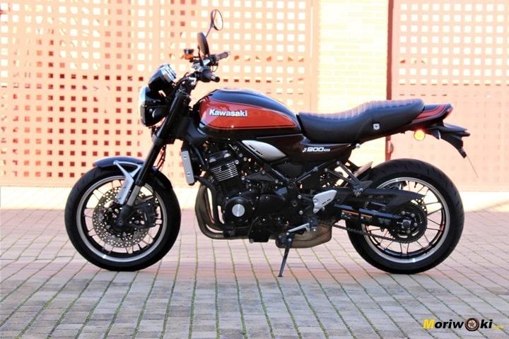 Una moto de ayer con tecnología de hoy, Kawasaki Z900RS