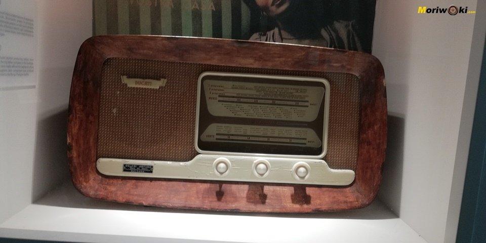 Radio Ducati anterior a la gran guerra