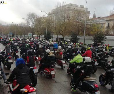 Madrid en moto sí Madrid en moto sí recoletos