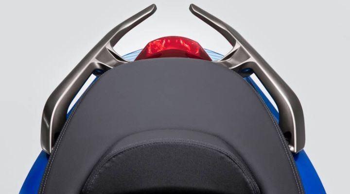 Asideros laterales para motos
