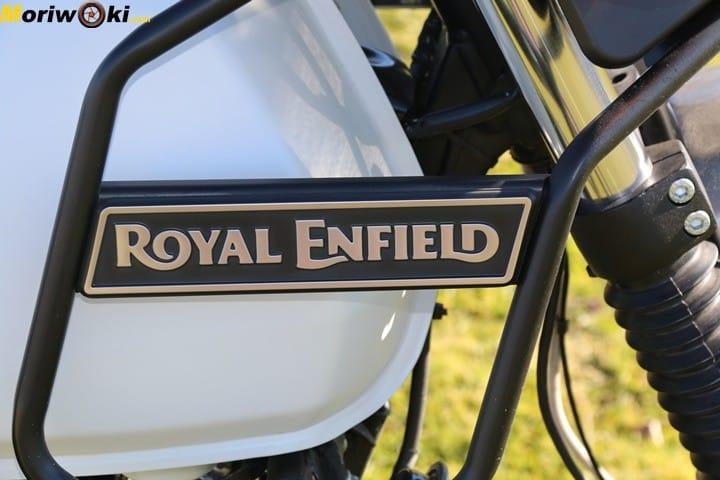 Protector de la Royal Enfield Himalayan