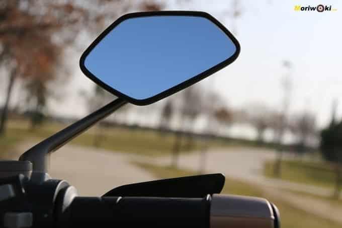 Espejo de la Zontes T310