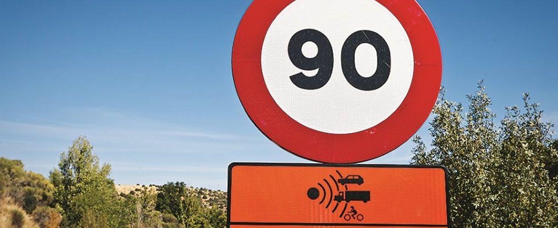 Nuevos límites de velocidad en 2019: todo lo que debes saber