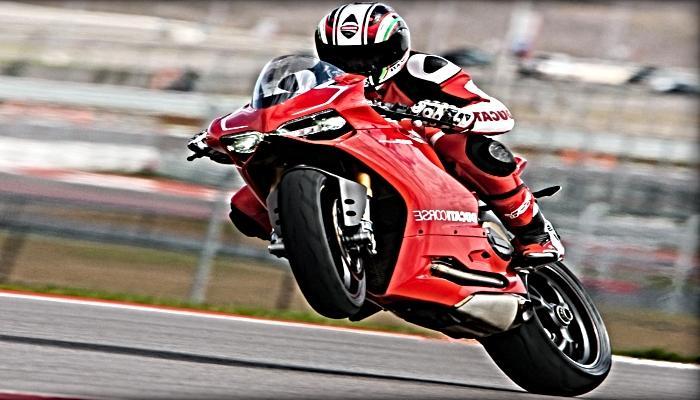 Ducati R 1199 Panigale R
