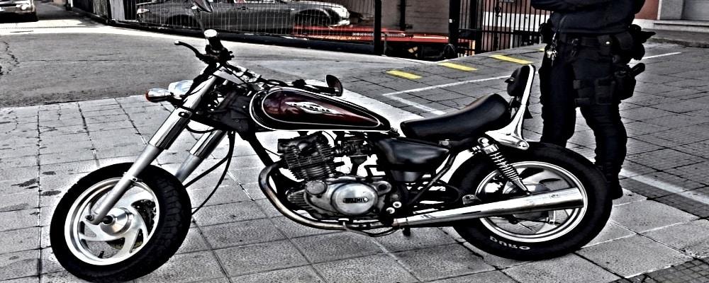 Cómo saber si una moto es robada