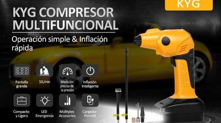 manometro compresor digital para neumaticos