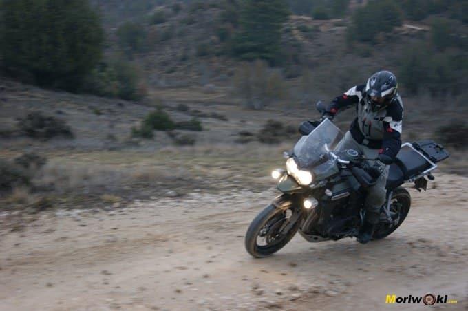 Conducción moto trail básica DSC06735