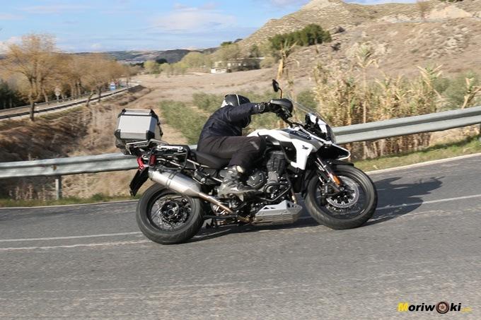 Las maxitrail están entre las motos más cómodas del mercado.
