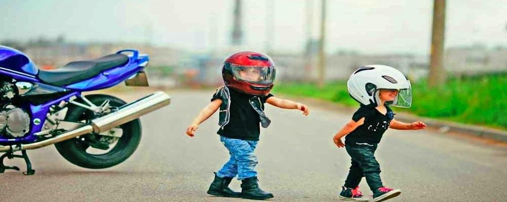 Niños en moto: todo lo que debes saber