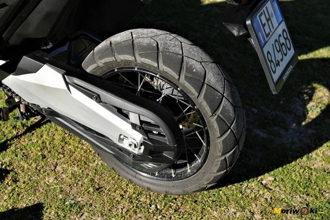 Neumático Trail Win Bridgestone del Honda X-ADV