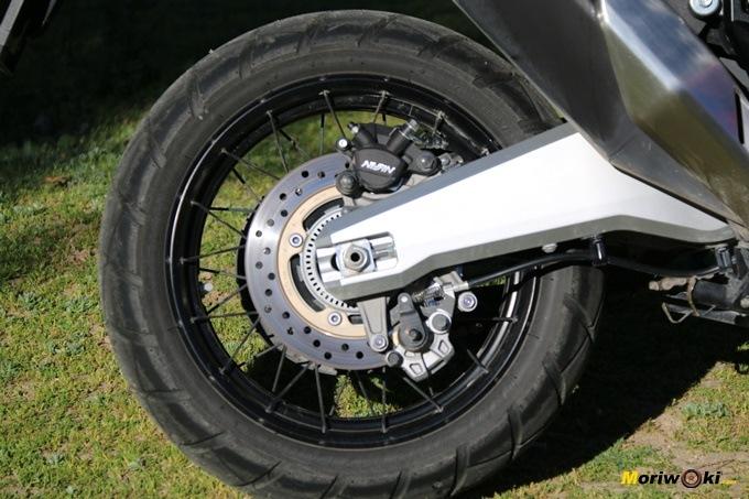 Basculante del Honda X-ADV