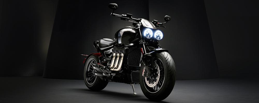 Nueva Triumph Rocket 3 TFC, la Moto más Grande del Mundo