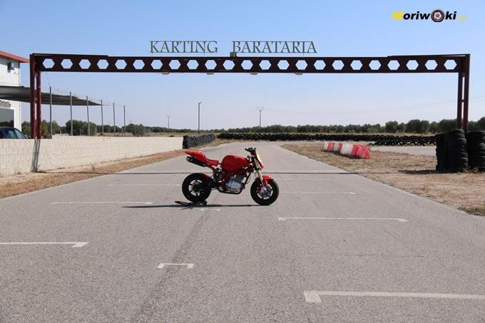 Circuitos Pit Bikes Zona Centro. Barataria