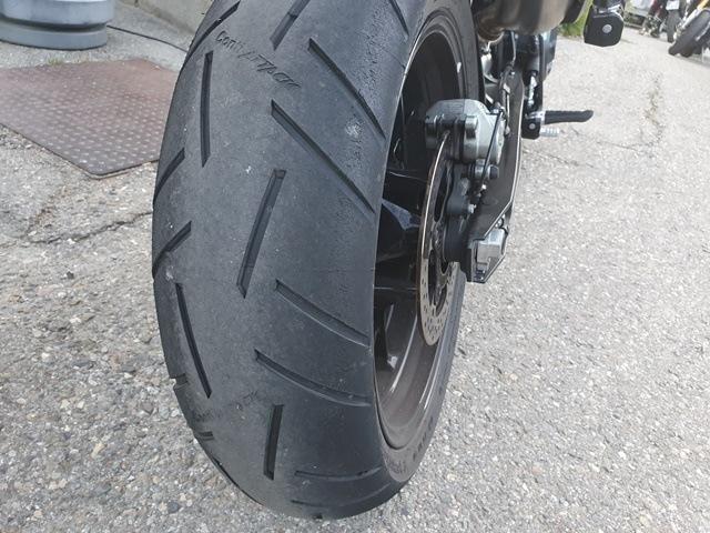 Tipos de neumáticos comportamiento Conti sport Attack3