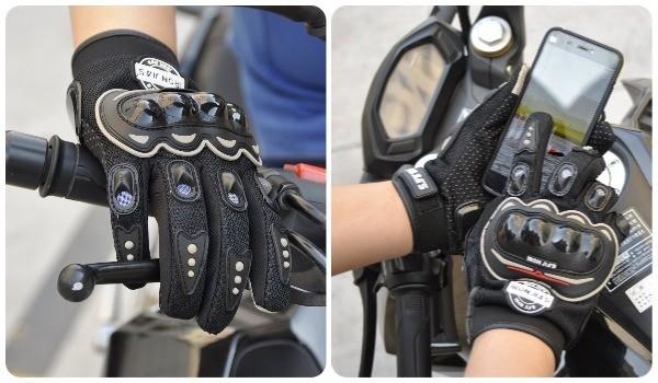 ventajas guantes moto baratos
