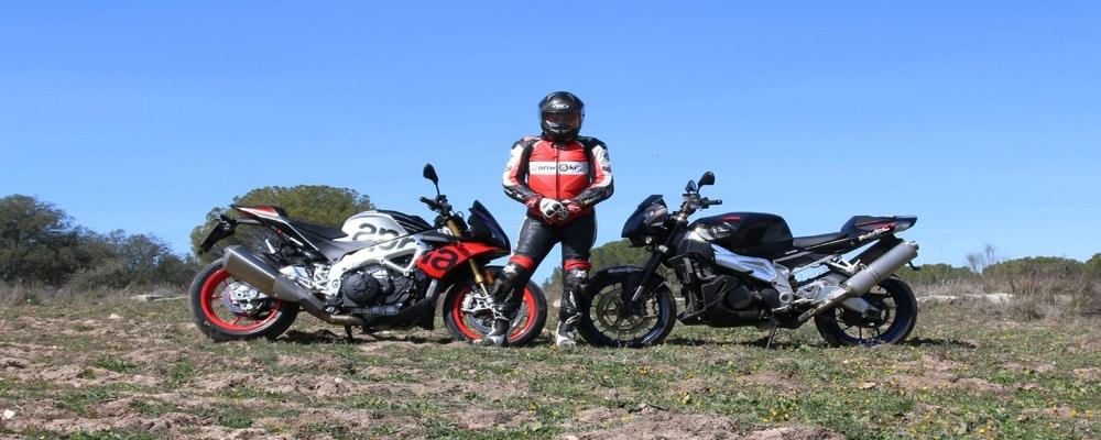 ¿Por qué es mejor una moto con electrónica?