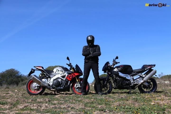 El dilema en moto: con electrónica o sin electrónica.