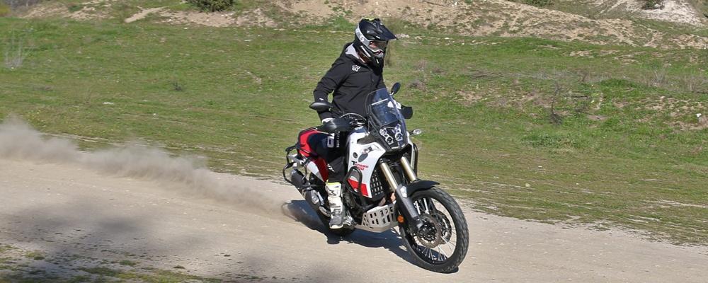 Prueba Yamaha Ténèré 700, la más Dakariana