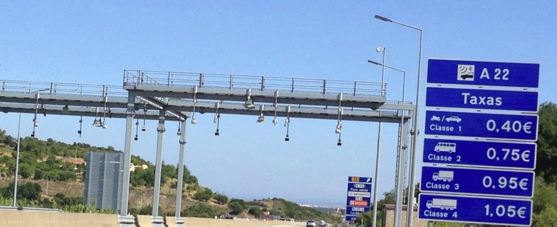 Peajes de Portugal ¿Qué hacer para viajar sin recibir una multa?