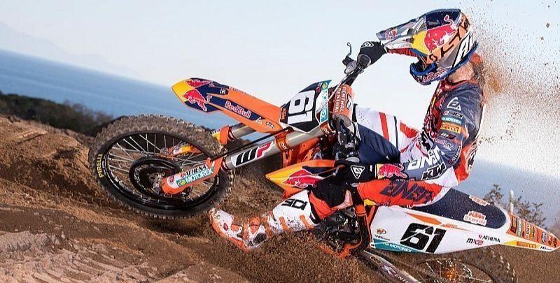 Los mejores cascos de moto para motocross