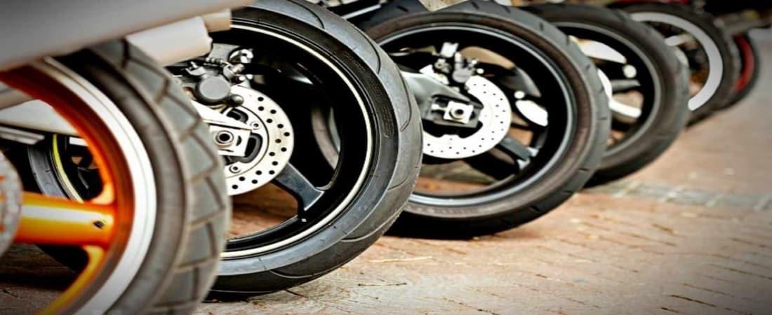 Mejores marcas de neumáticos para moto