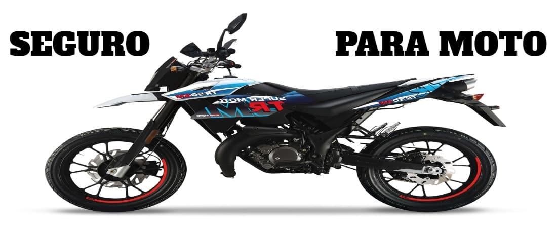 ¿Cuál es el mejor seguro para moto?