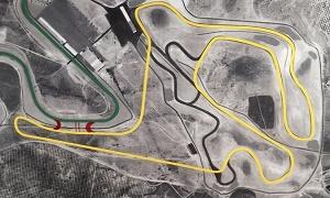 Circuito de andalucia 2
