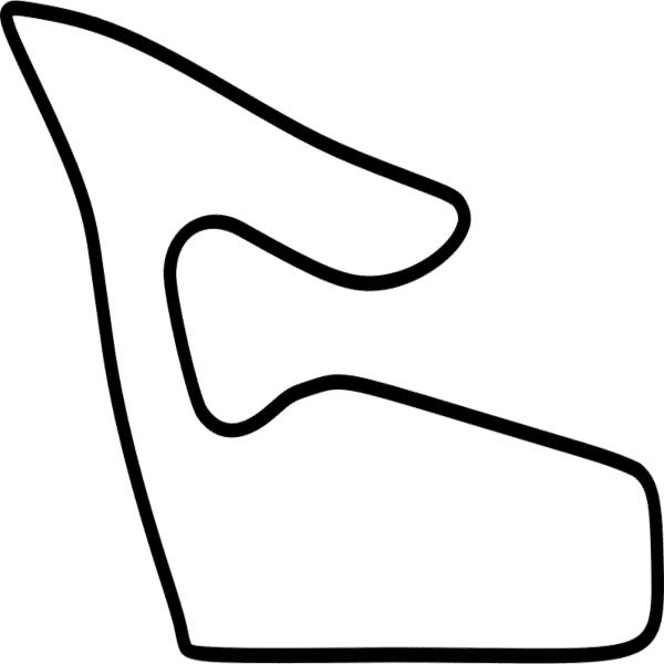 trazado circuito de austria