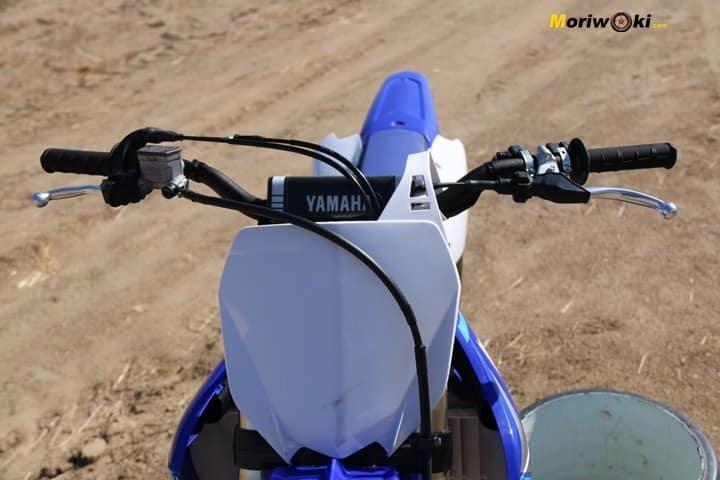 Manillar Yamaha YZF250