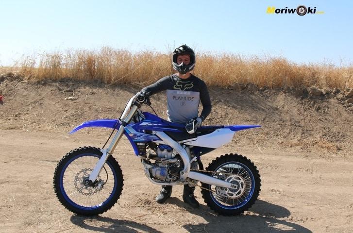 Nuestra opinión sobre la Yamaha YZF250