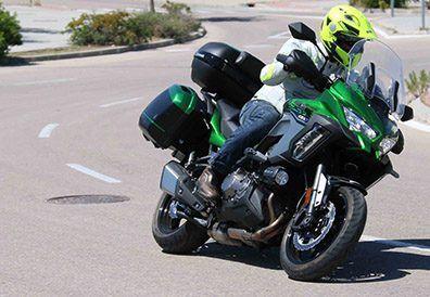 Prueba Kawasaki Versys 1000SE portada