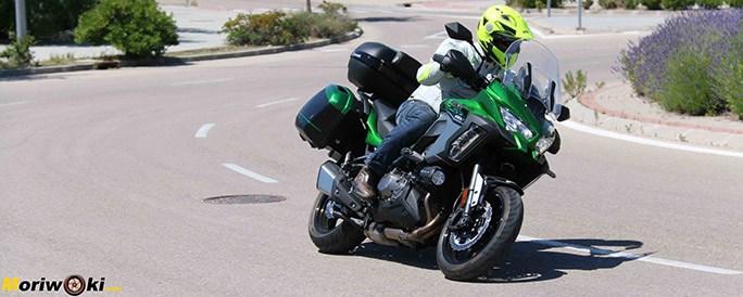 Prueba Kawasaki Versys 1000 SE, dominio sobre la ruta