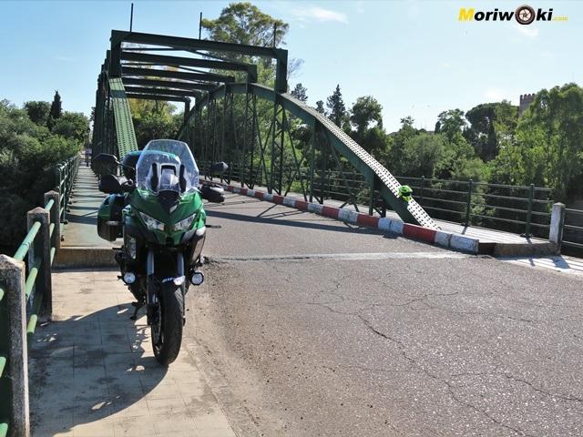 En ruta con la Kawasaki Versys 1000SE