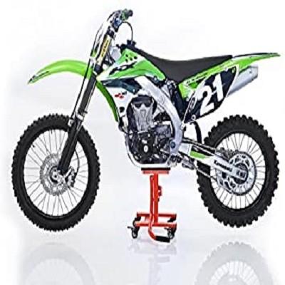 Mejores caballetes moto enduro y motocross