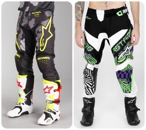 mejores pantalones moto alpinestars