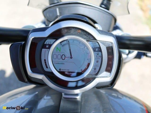 Reloj Triumph Rocket 3 2500 GT