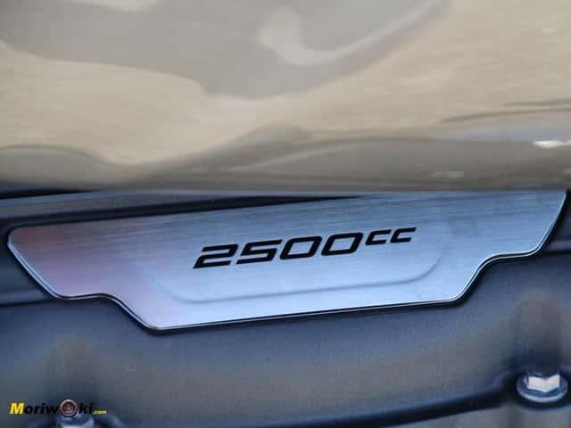 Triumph Rocket 3 2500 GT Emblema