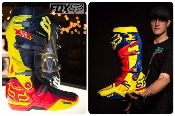 opinion ventajas botas motocross fox