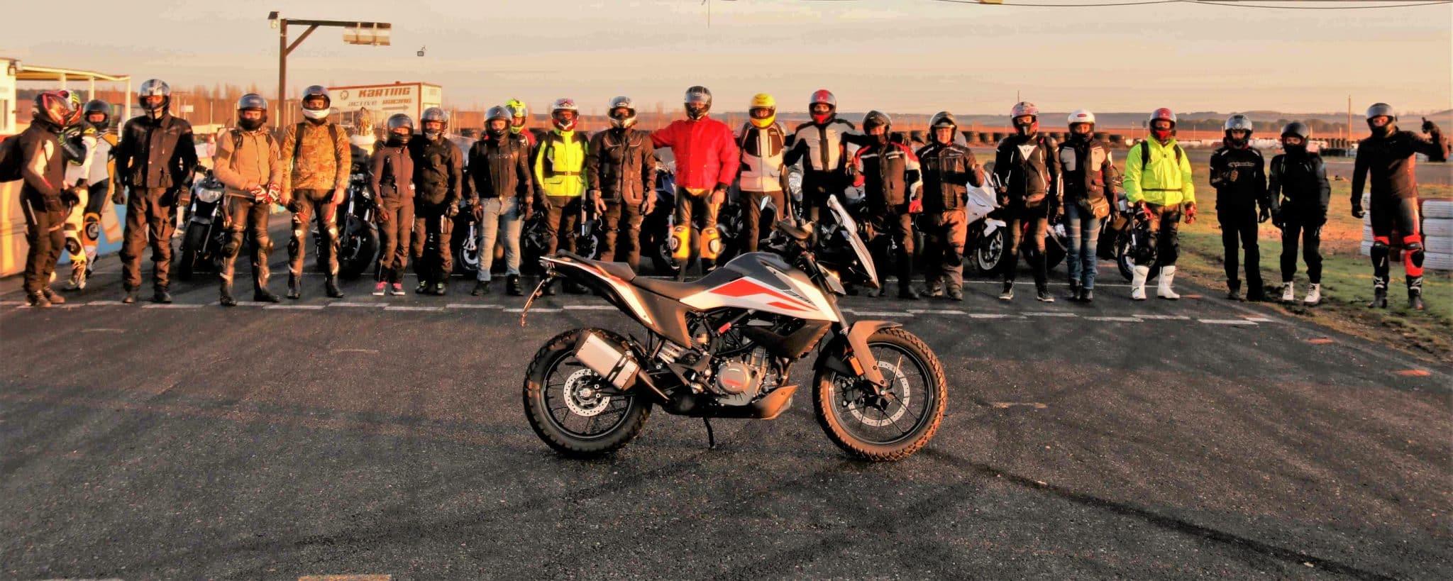 Prueba KTM 390 Adventure 2020