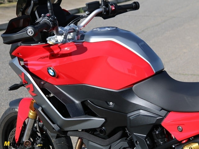 Prueba BMW F900XR Carroceria