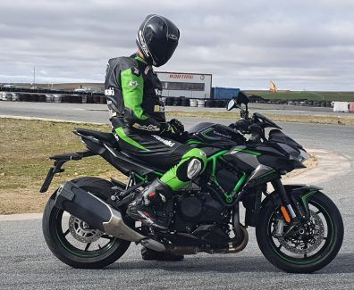 Kawasaki Z-H2, prueba a fondo